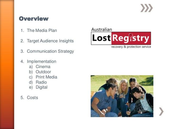 Lost Registry Media Recommendations