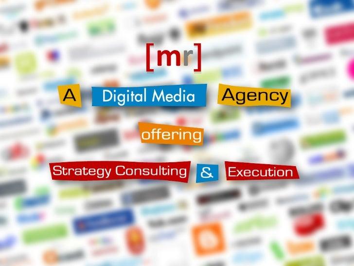Media Redefined Corporate Profile
