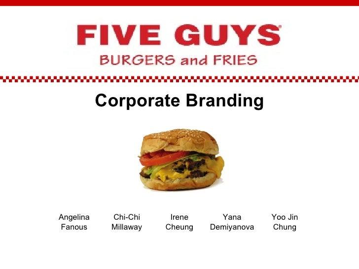 Media Relations Plan: Corporate Branding