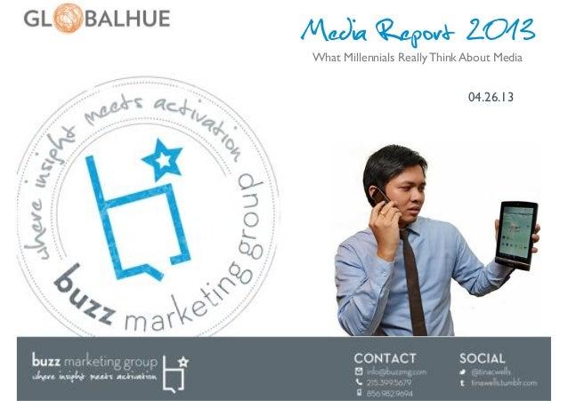 Media Report 2013