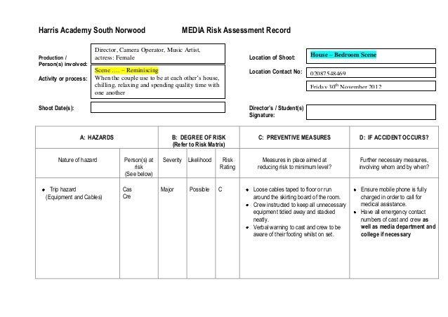 manual handling risk assessment aged care
