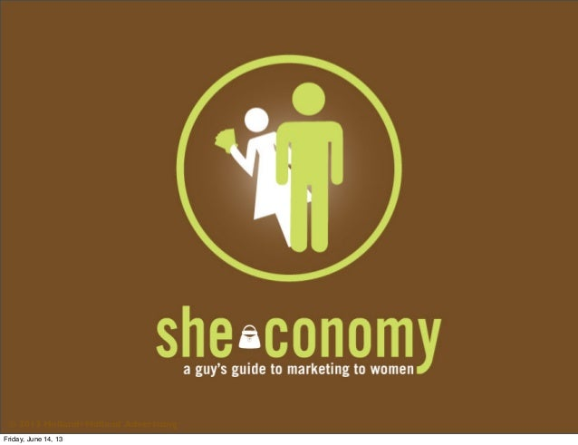 Why Market to Women and How