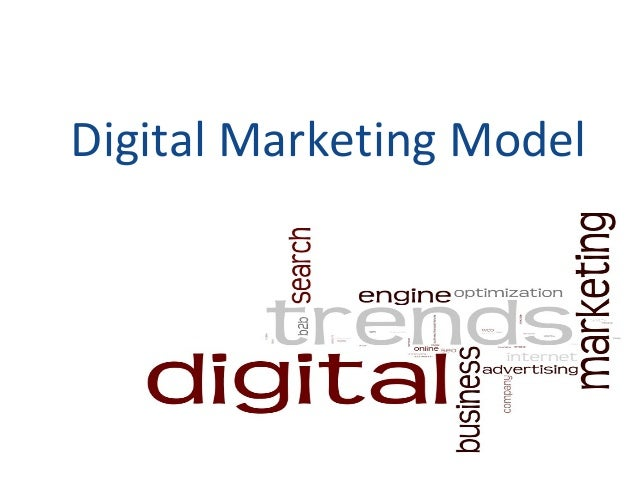 Digital Marketing Model