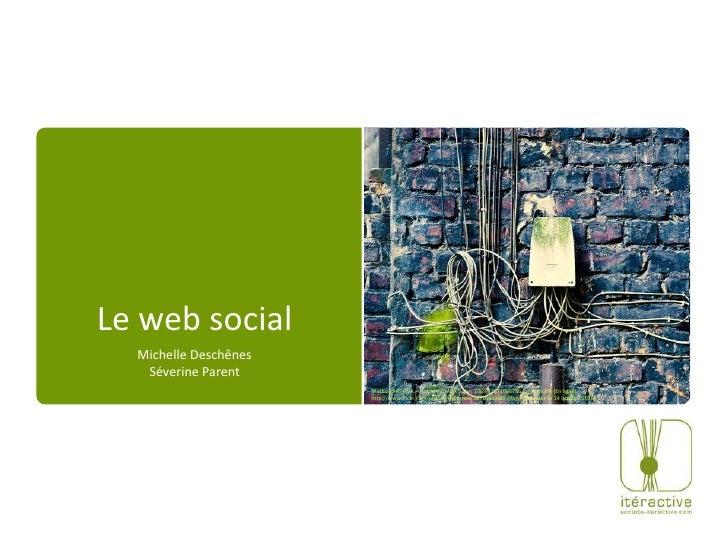 Le web social