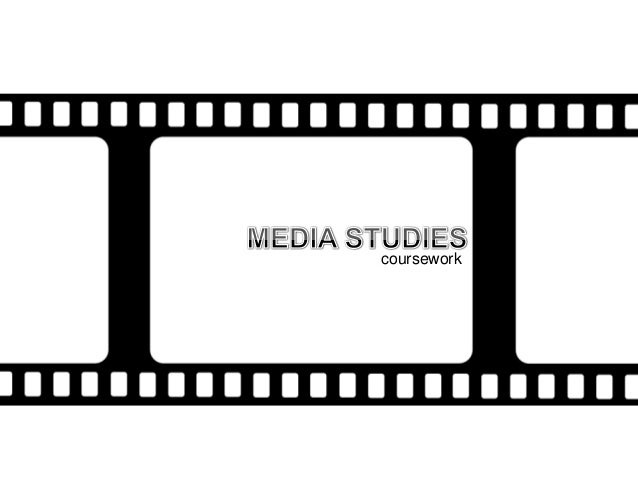 media research coursework