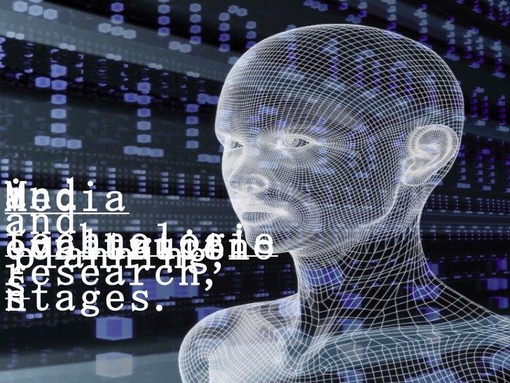 Media tech evaluation q