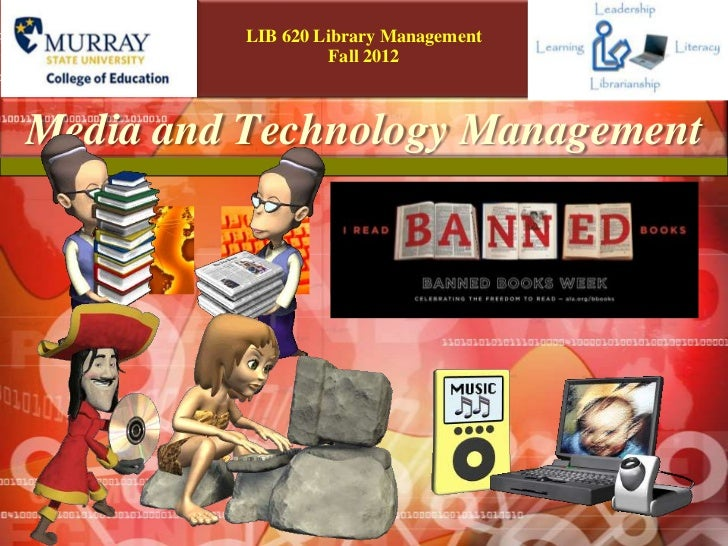 Media and technology management