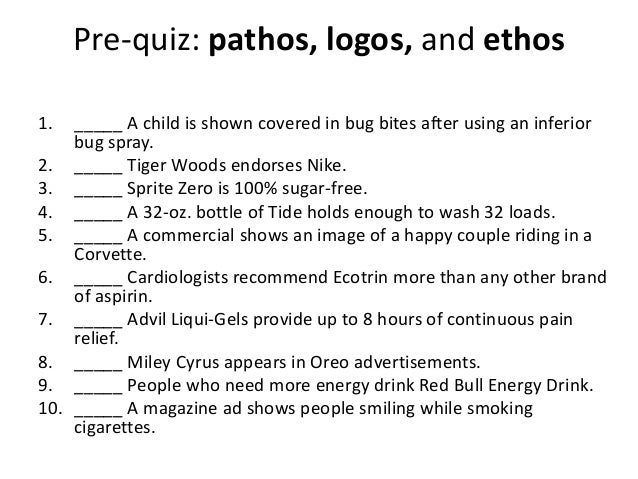 What is ethos, pathos and logos? HELP!?