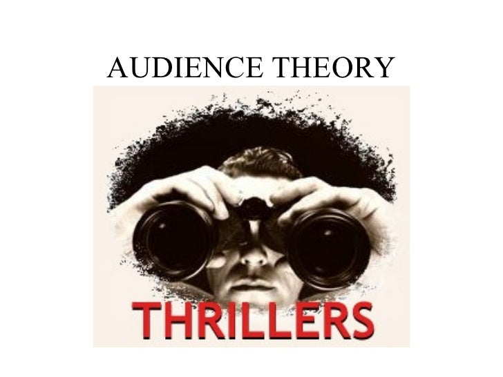 Media Theory - Audience Representation Narrative Genre
