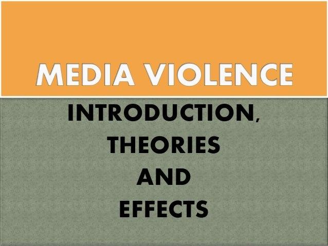 mass media and violence