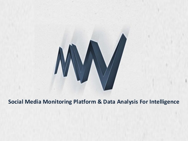 Mediawave, social media monitoring & data analytics