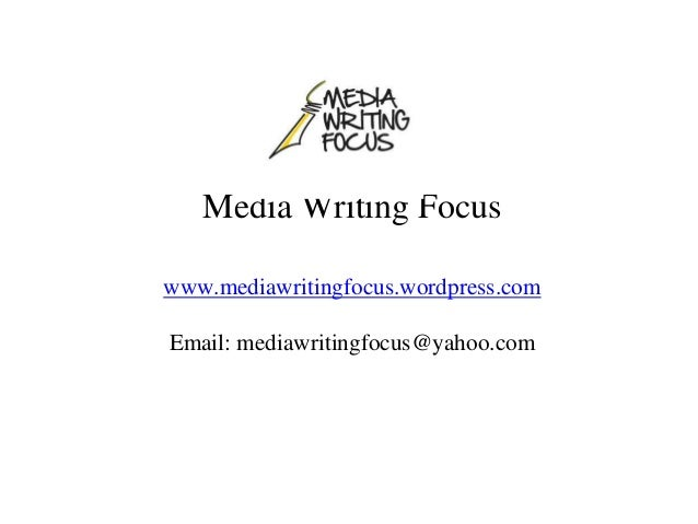 Writing for marketing