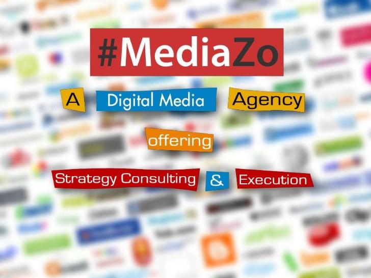 MediaZo Corporate Profile