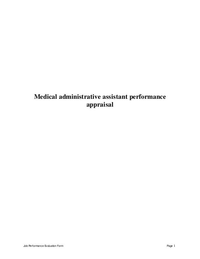 performance appraisal for health professionals Performance appraisal + evidence = competent portfolio  •sort information into piles, eg professional practice feedback (performance appraisal, peer.