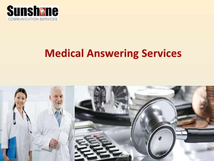 Medical Answering Services<br />