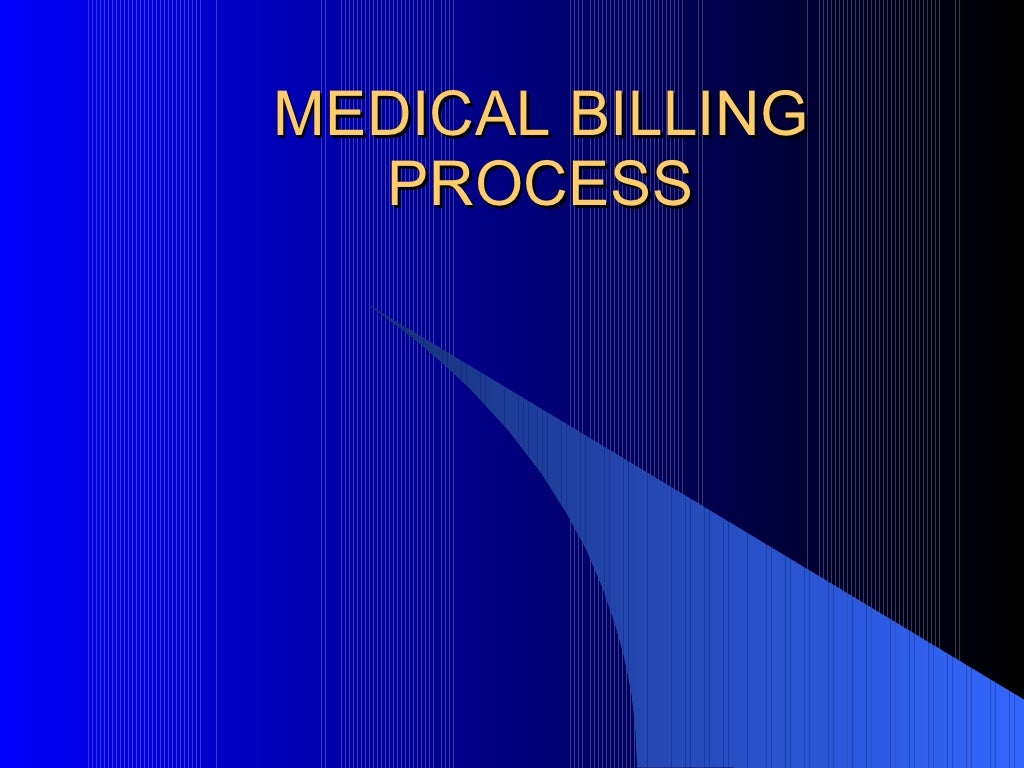 Medical Insurance Process - Magazine cover