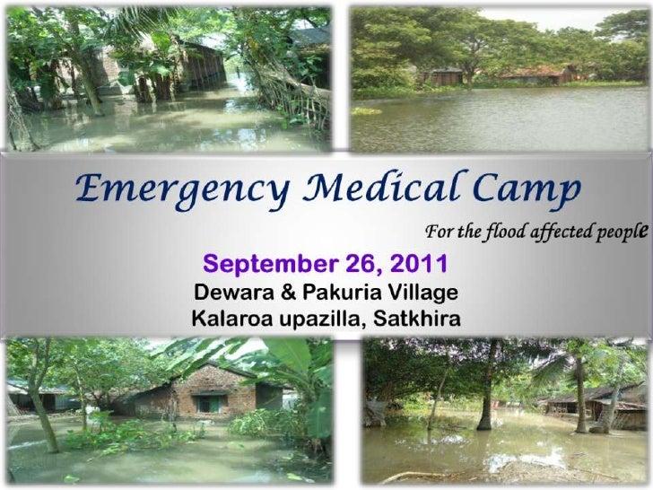 Medical camp26092011