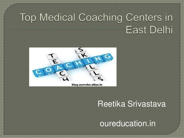 Reetika Srivastava oureducation.in