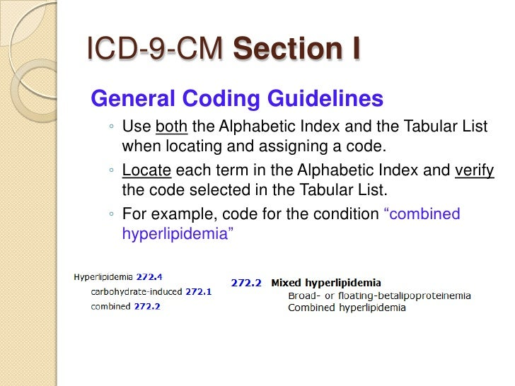 icd 9 coding This online course will cover the basics of icd-9-cm coding it is not an advanced course, but will provide you with the basics of diagnosis coding along with.