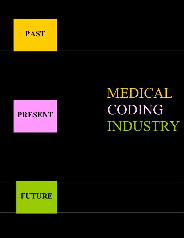 PAST  PRESENT  FUTURE  MEDICAL CODING INDUSTRY