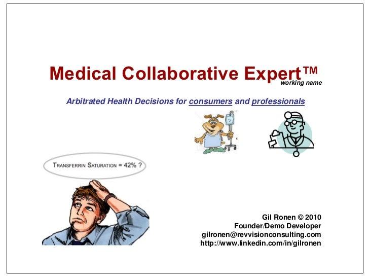 Medical Collaborative Expert (Presentation)