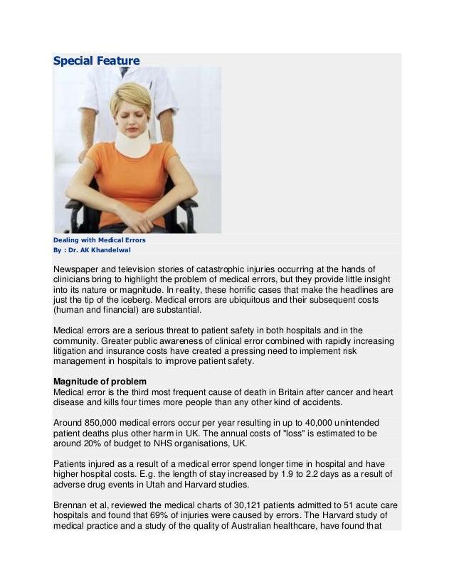 Medical error health bizindia april-11-page-1