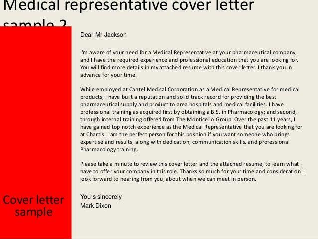 cv cover letter medical