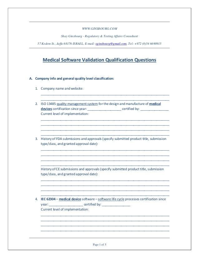 WWW.GINSBOURG.COM Shay Ginsbourg - Regulatory & Testing Affairs Consultant 57 Kedem St., Jaffa 68176 ISRAEL, E-mail: sgins...