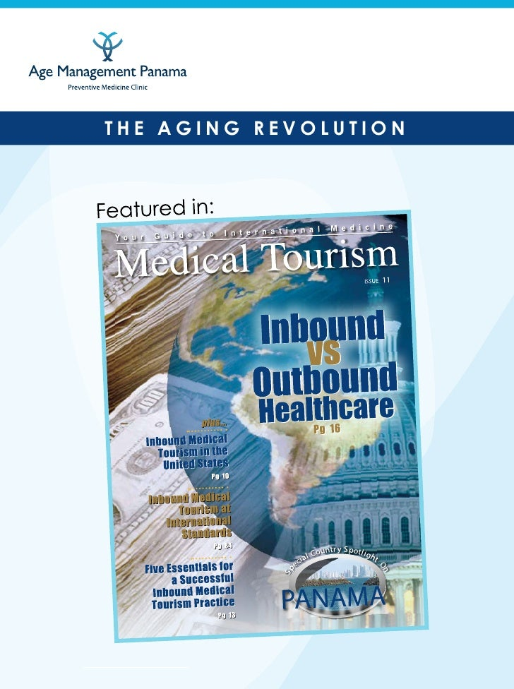 THE AGING REVOLUTION