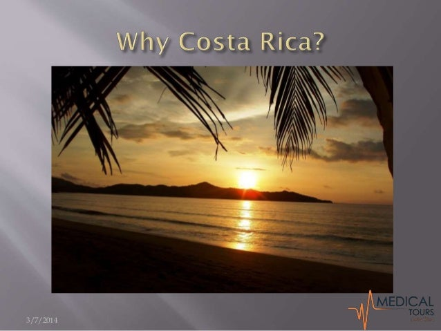 MTCR Presents a Short Presentation on Costa Rica