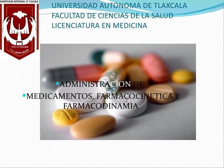 UNIVERSIDAD AUTONOMA DE TLAXCALA FACULTAD DE CIENCIAS DE LA SALUD  LICENCIATURA EN MEDICINA <ul><li>ADMINISTRA CION  DE  <...
