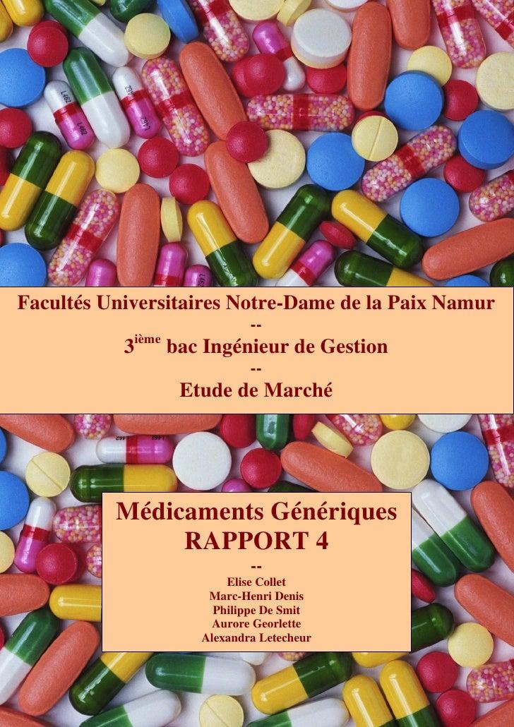 Facultés Universitaires Notre-Dame de la Paix Namur                            --            3ième bac Ingénieur de Gestio...
