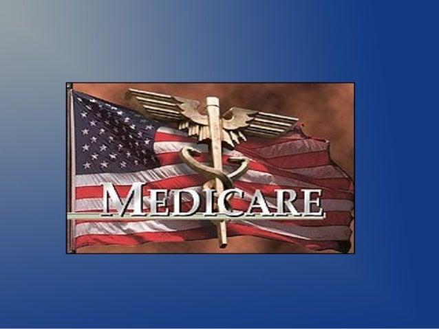 Medicare overview presentation