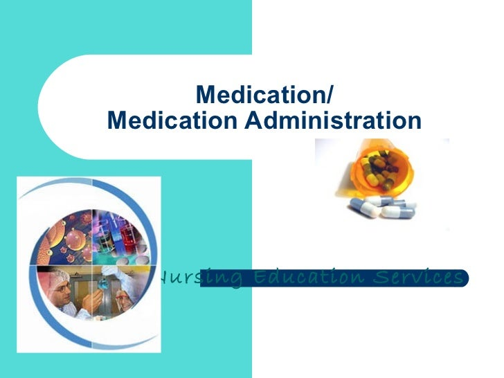 administration of medication Medications are made to help us, but they can harm us if taken incorrectly learn how drugs are administered and why it's important to do it the right way.