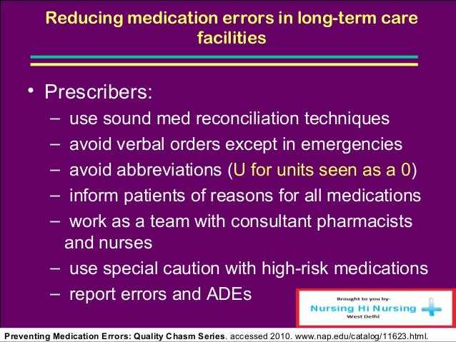 medical errors from abbreviations Common medical abbreviations  medical errors have been identified as the fourth most common cause of patient deaths in the united states to help.