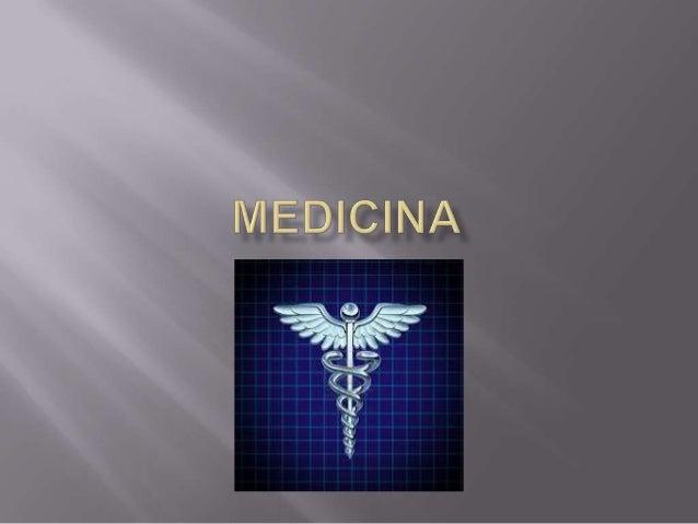    La carrera de Medicina tiene como    principal objetivo la formación de    médicos generales integrales con    actitud...