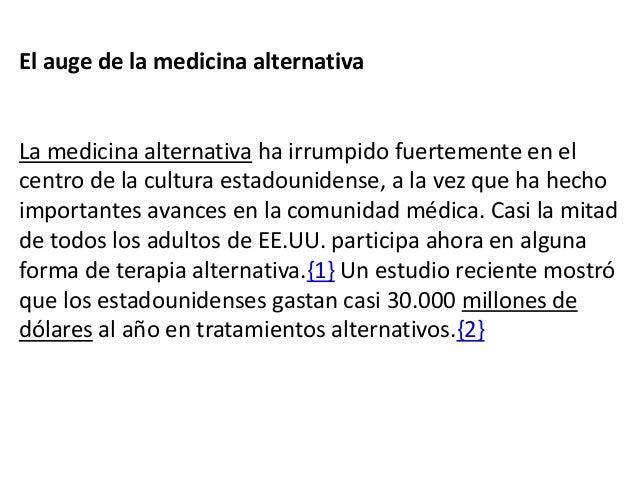 Medicina alternativa en Panamá
