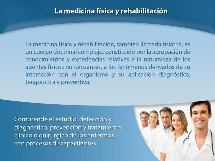 Medicina física