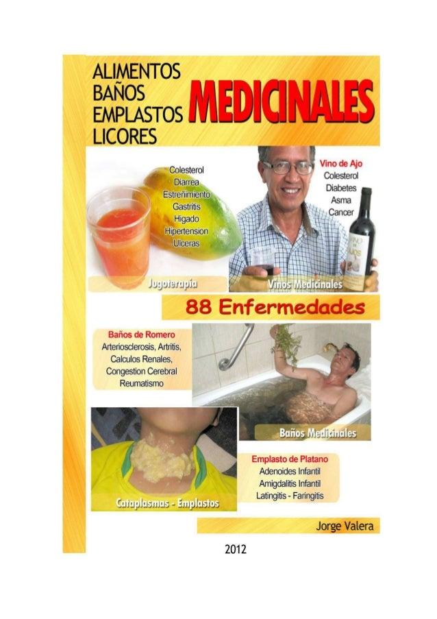 Medicina natural - Jorge Valera