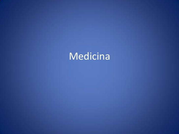 Medicina power