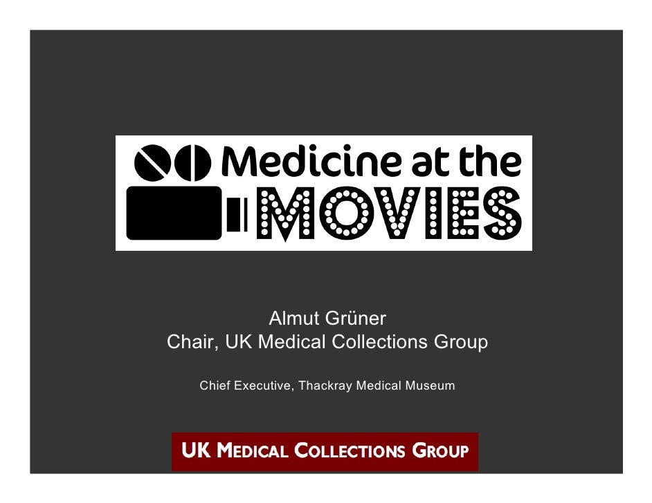 Almut Grüner Chair, UK Medical Collections Group     Chief Executive, Thackray Medical Museum