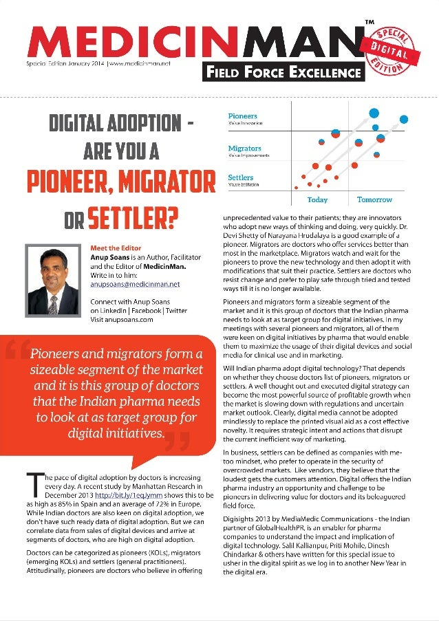 Can Pharma Use Digital and Social Media Effectively?