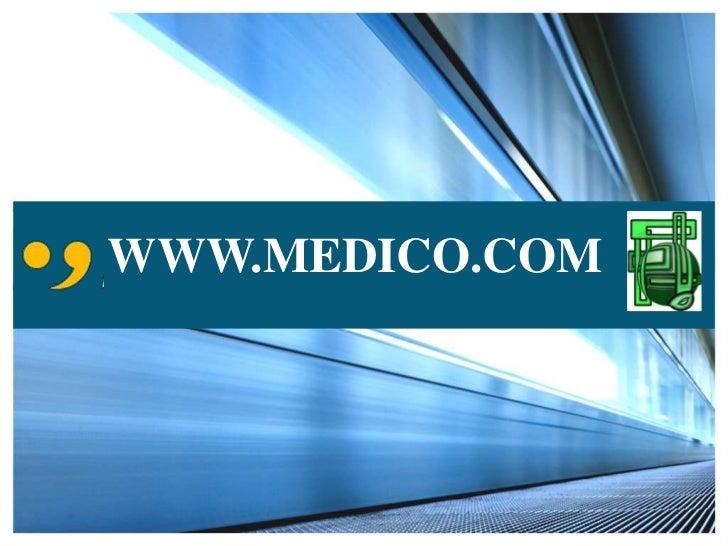 Portal www.medico.com