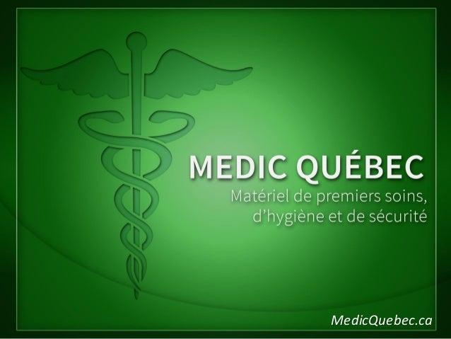 MedicQuebec.ca