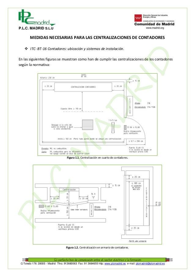 P.L.C. MADRID S.L.U C/Toledo 176 28005 - Madrid Tfno: 913660063 Fax: 91 3664655 http: www.plcmadrid.es e-mail: plcmadrid@p...