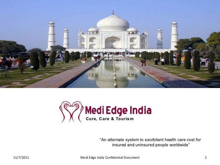 Mediedge corporate presentation