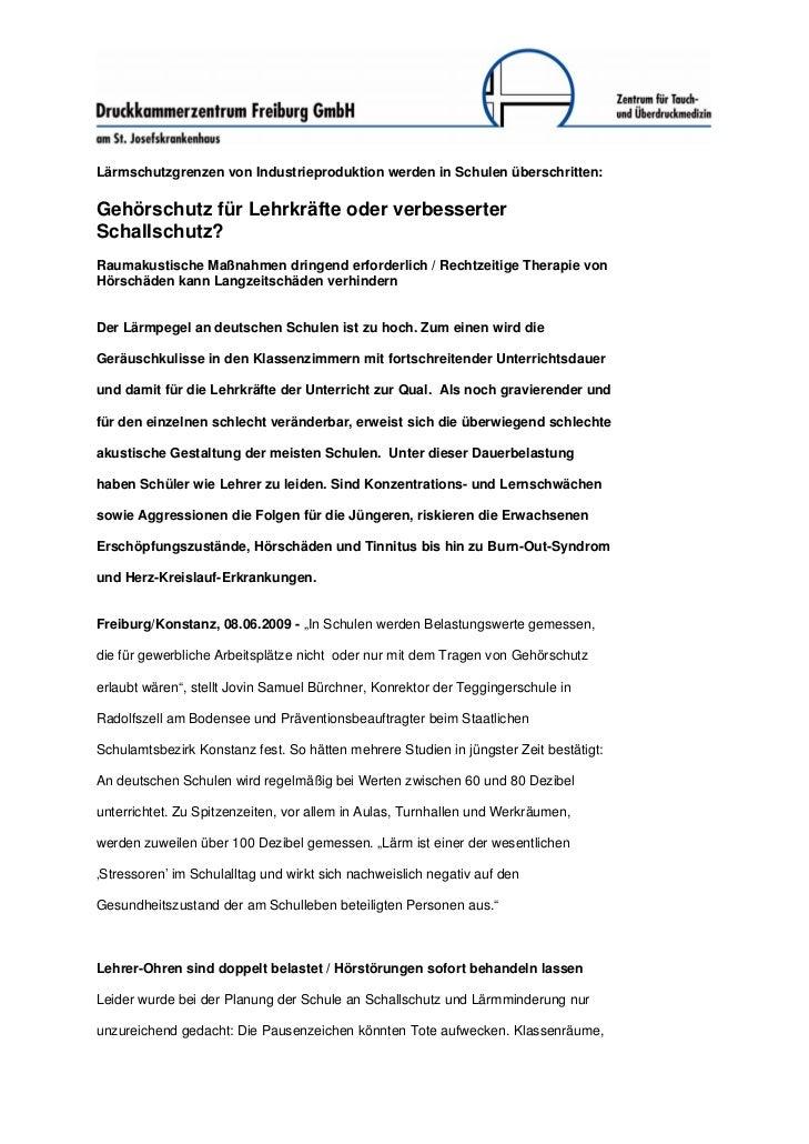 Medieninformation_080609_Gehörschutz für Lehrkräfte oder verbesserter Schallschutz.pdf