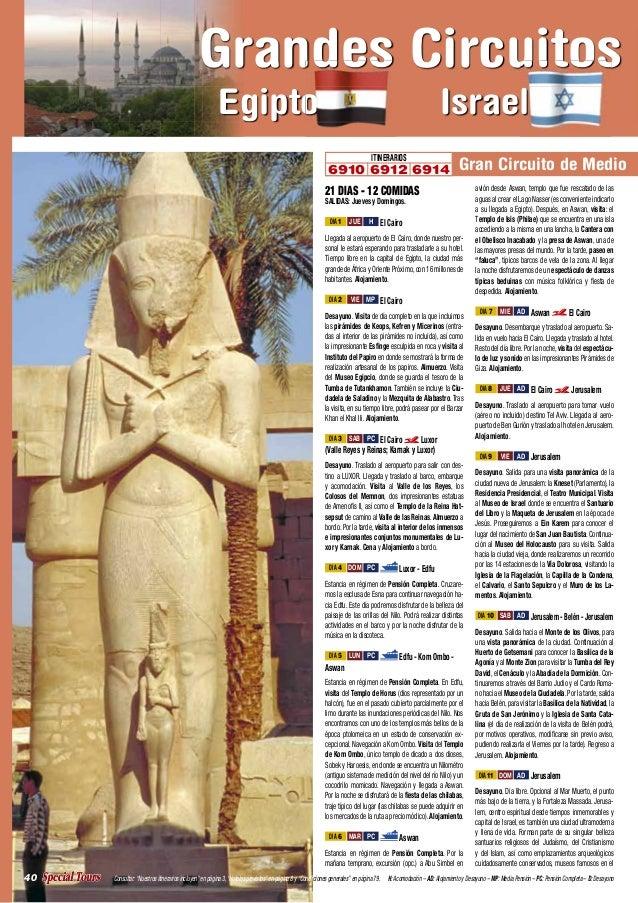 Grandes Circuitos                                                       Egipto                                            ...
