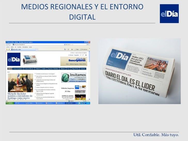MEDIOS REGIONALES Y EL ENTORNO DIGITAL