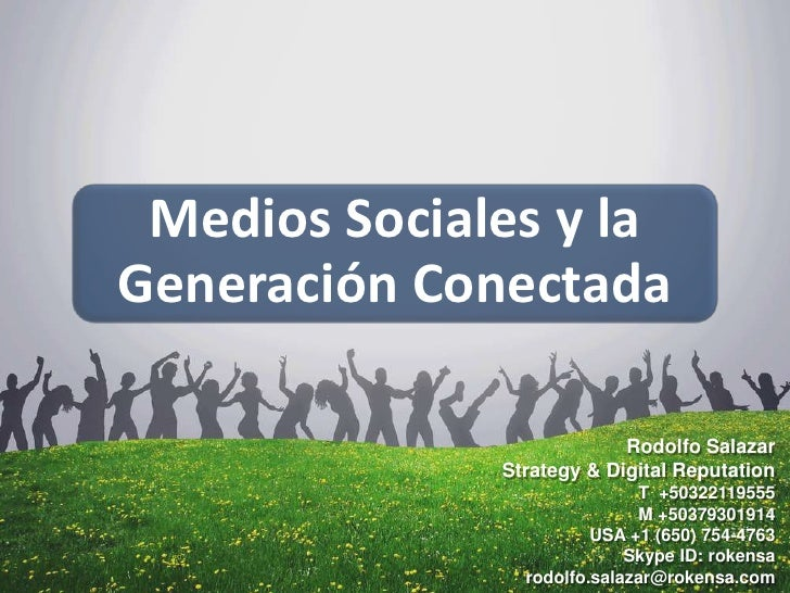 Rodolfo Salazar<br />Strategy & Digital Reputation<br />T  +50322119555<br />M +50379301914<br />USA +1 (650) 754-4763<br ...